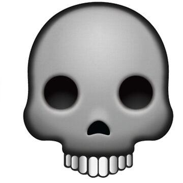 Emoji Death Star by Alisterny