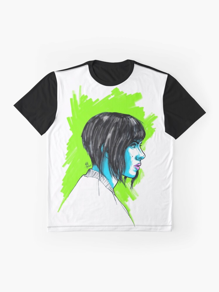 Alternate view of The Major Graphic T-Shirt