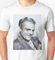 James Cagney, Vintage Hollywood Actor Unisex T-Shirt