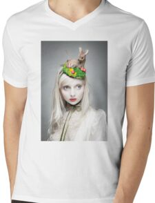 I Shot Bambi With My Bow And Arrow Hat  Mens V-Neck T-Shirt