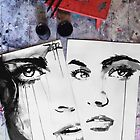 inside out ..studio scene by Loui  Jover