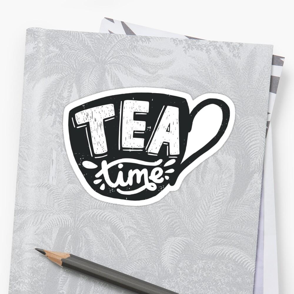 Tea Time by TashaNatasha