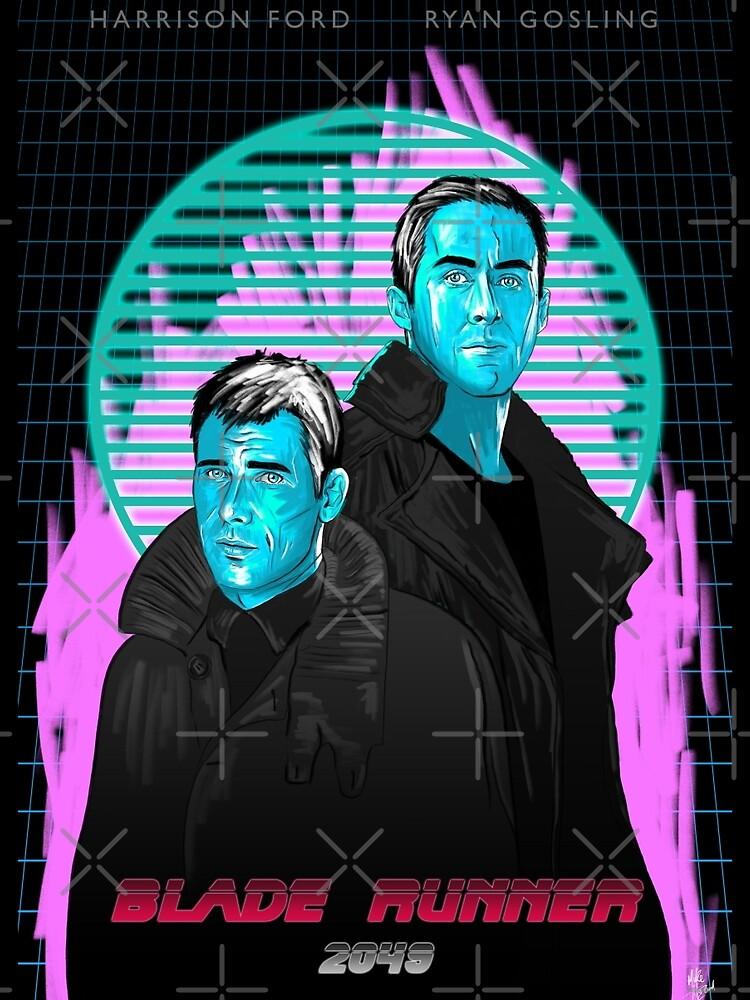 Blade Runner 2049 by MikeHazard