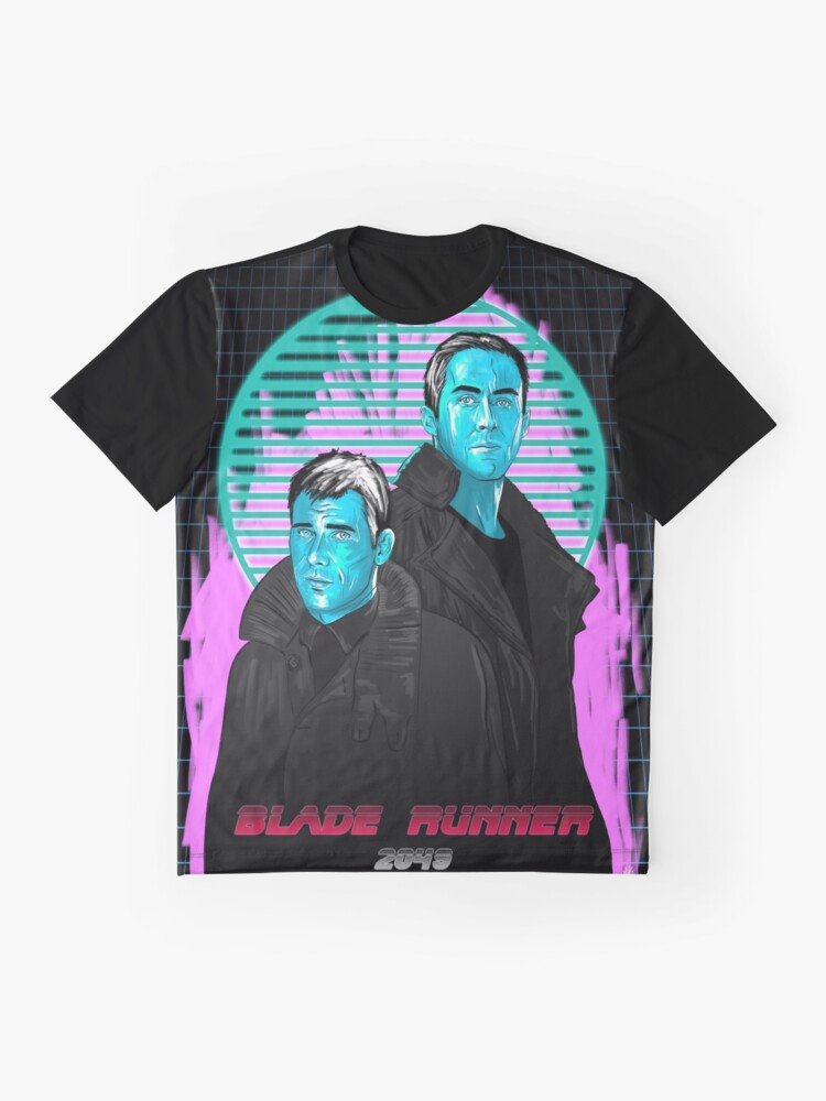 Alternate view of Blade Runner 2049 Graphic T-Shirt