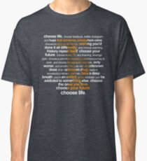 Trainspotting 2 Classic T-Shirt