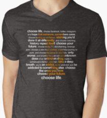 Trainspotting 2 Men's V-Neck T-Shirt