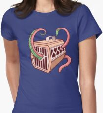 Tentacles Women's Fitted T-Shirt