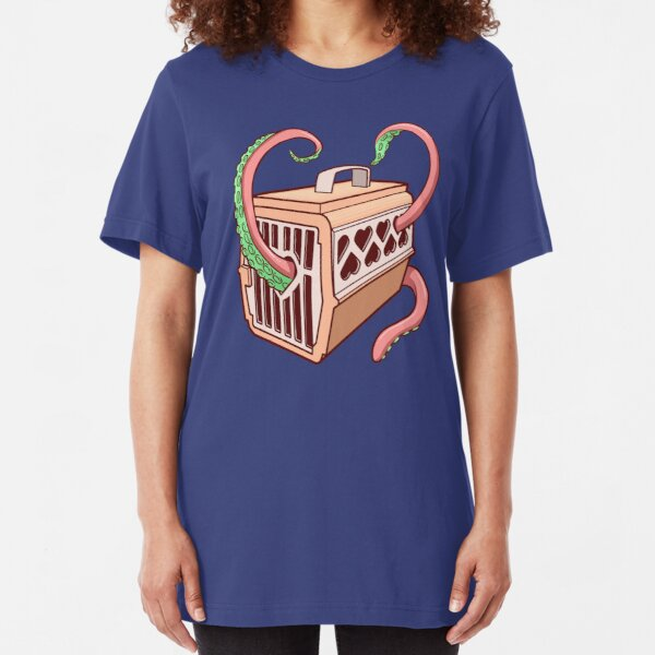 Tentacles Slim Fit T-Shirt
