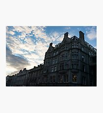 Silver City Architecture - Esslemont and Macintosh Building on Union Street  Photographic Print