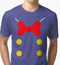 Donald Duck Suit.  Tri-blend T-Shirt