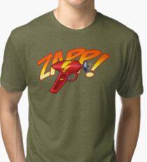 ZAPP! Tri-blend T-Shirt