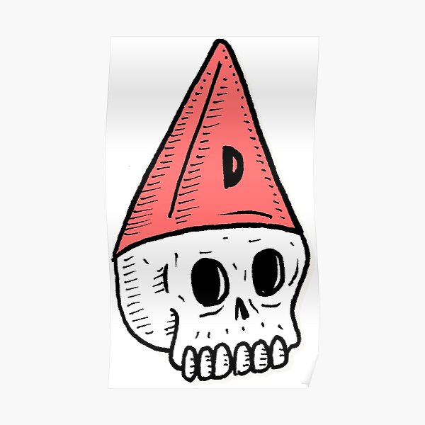 Dunce Poster