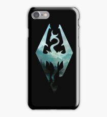Skyrim landscape iPhone Case/Skin