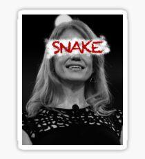 Kellyanne Conway - Snake Sticker