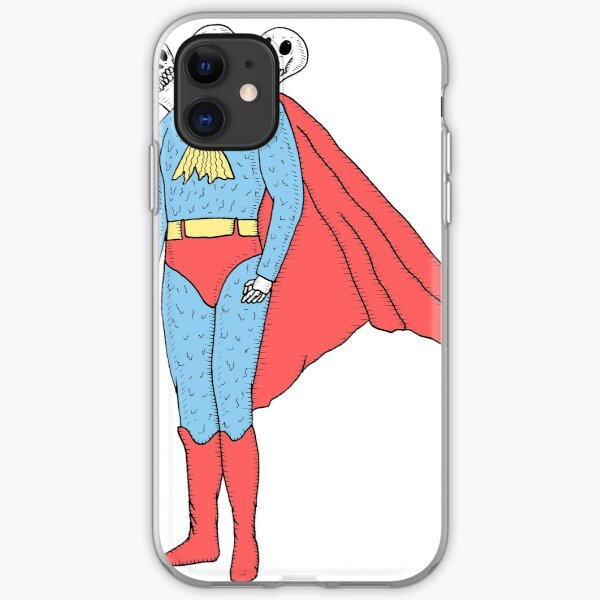 Superskull iPhone Soft Case