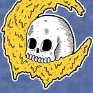 Lunar Death by wolfmaskart
