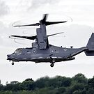 US Air Force Bell Boeing CV-22B Osprey by Andrew Harker
