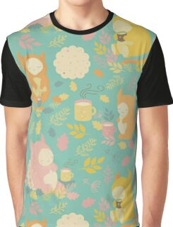 Fairytale Pattern2 Graphic T-Shirt