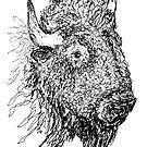 Beast Of The Prairie  by Leliza