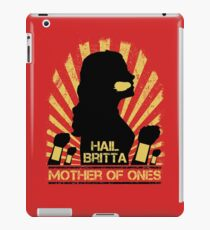 Mother of Ones iPad Case/Skin