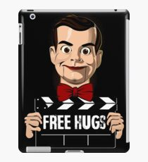 slappy free hugs iPad Case/Skin