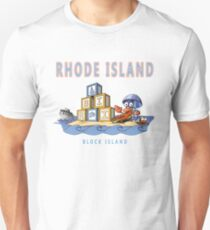 Block Island Rhode Island T-Shirt