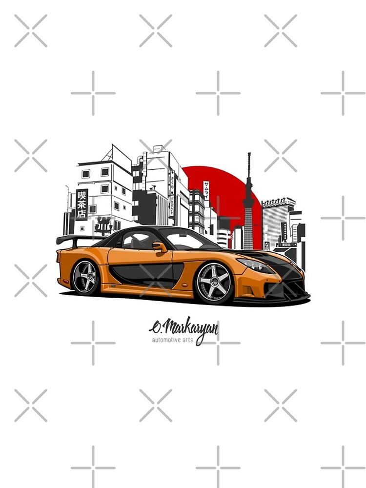 RX7 von OlegMarkaryan