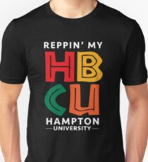 Hampton University  Unisex T-Shirt