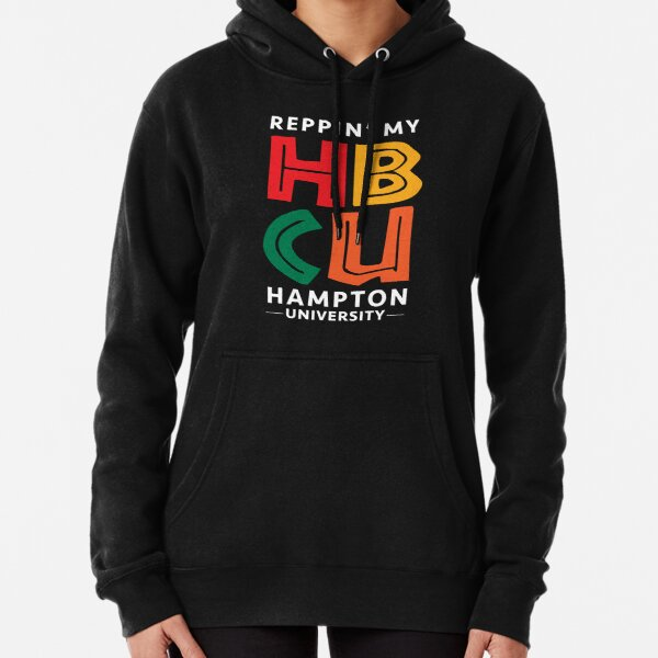 Hampton University  Pullover Hoodie