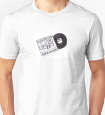 Abandoned Luncheonette - Hall & Oates - Vinyl Record Album - Art - Drawing Unisex T-Shirt