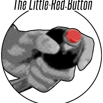 MIB • The Little Red Button by thedrumstick