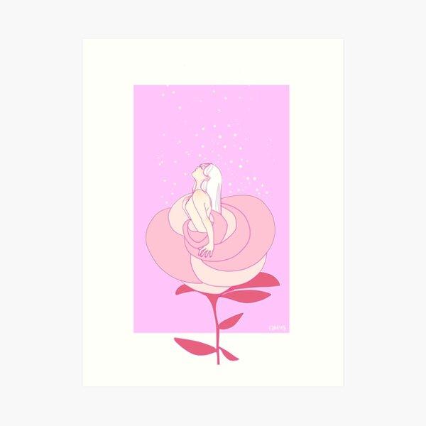 Fairy Polen Lámina artística