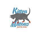 Kitten Mittons by MacFarr