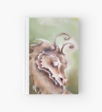 Green Dragon - Tranquility & Peace Hardcover Journal