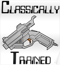 Dreamcast Classically Trained Poster