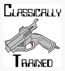 Dreamcast Classically Trained Photographic Print
