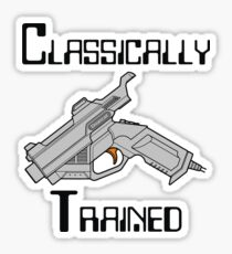 Dreamcast Classically Trained Sticker