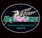 Arrogate Wins Pegasus World Cup 2017 - Horse Racing by Ginny Luttrell