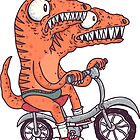 Jurassic Bike by spookyhex
