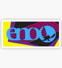 Rainbow Eno Sticker