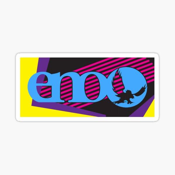 Rainbow Eno Sticker