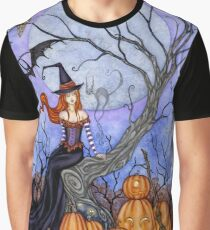 The Halloween Tree Graphic T-Shirt