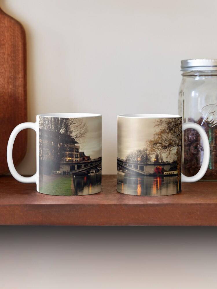 Alternate view of Crossing Mug