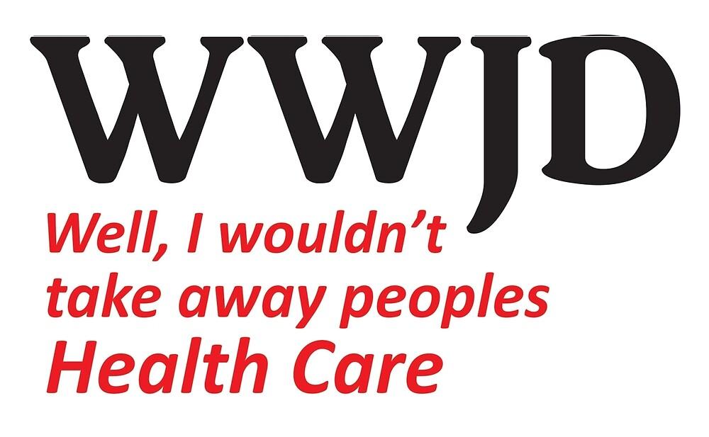 WWJD, Healthcare by WWJD