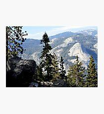 Yosemite Backcountry Photographic Print