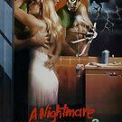 Say You Love Satan 80s Horror Podcast - A Nightmare on Elm Street 2 by sayyoulovesatan