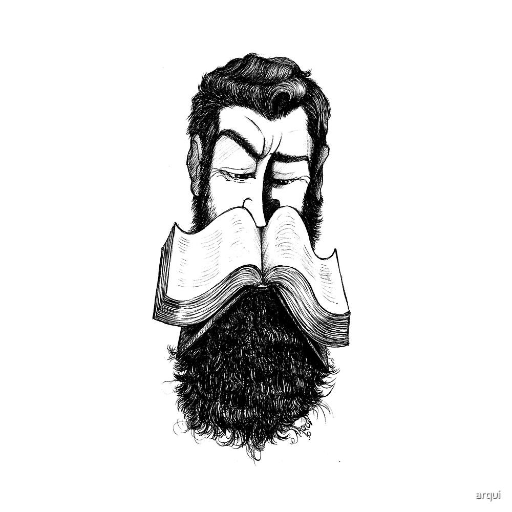 Beard by arqui