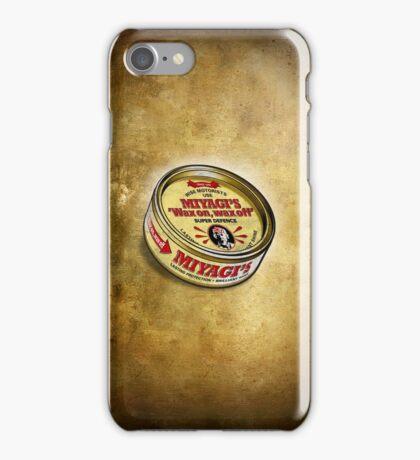 Super Wax iPhone Case/Skin