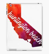 Huntington Beach iPad-Hülle & Klebefolie
