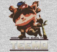 Global Taunt: Teemo. | Unisex T-Shirt